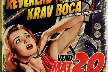 Affiche Montpellier 20.05.16