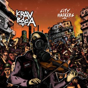 Cover recto album City Hackers