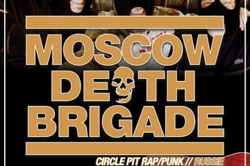 Moscow Death Brigade - Le Gibus Paris
