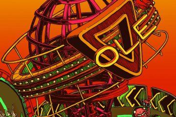 Affiche Bologne XM24 OLE festival