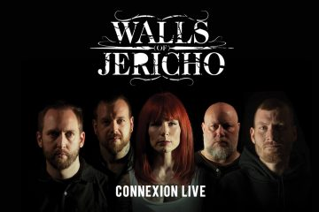 Affiche Wall of Jericho