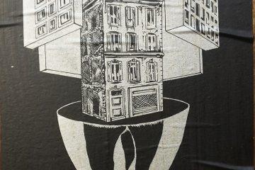 Affiche Marseille Noailles Cours Julien