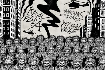 Visuel Crust Riot