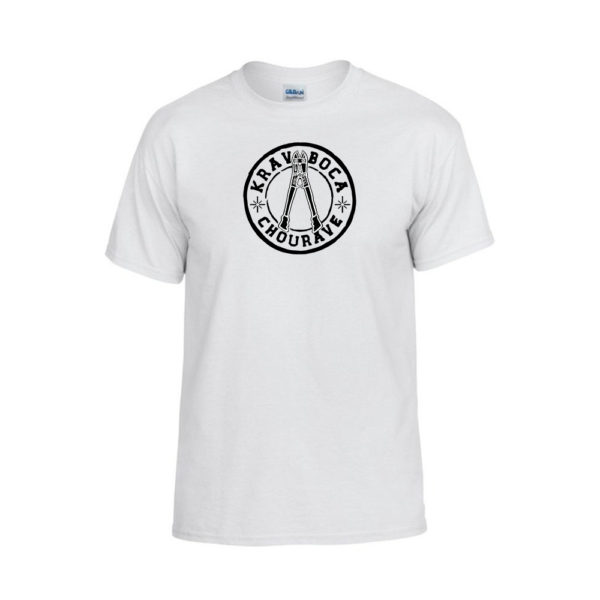 White tshirt chourave